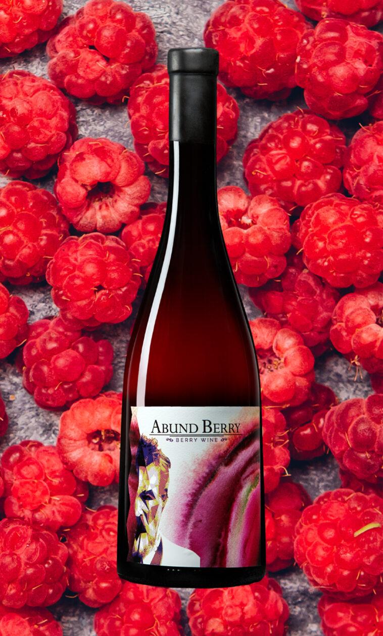 Vin de zmeura Abund Berry