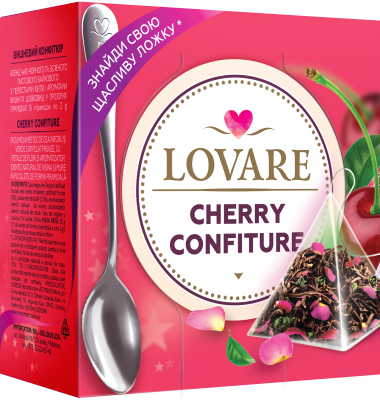 Lovare «CHERRY CONFITURE»