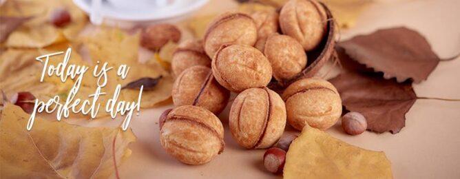 Biscuiți Nucușoare